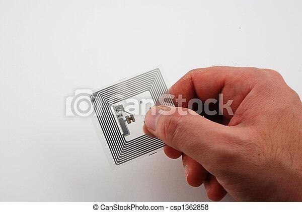 RFID tags - csp1362858