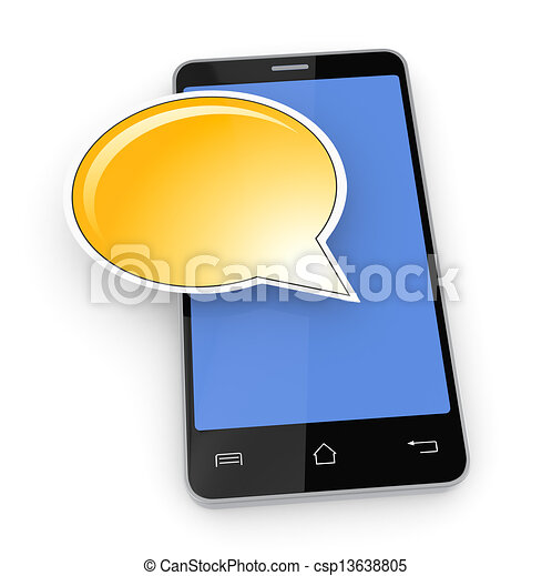mobile communications - csp13638805