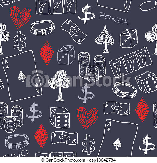 Gambling - csp13642784