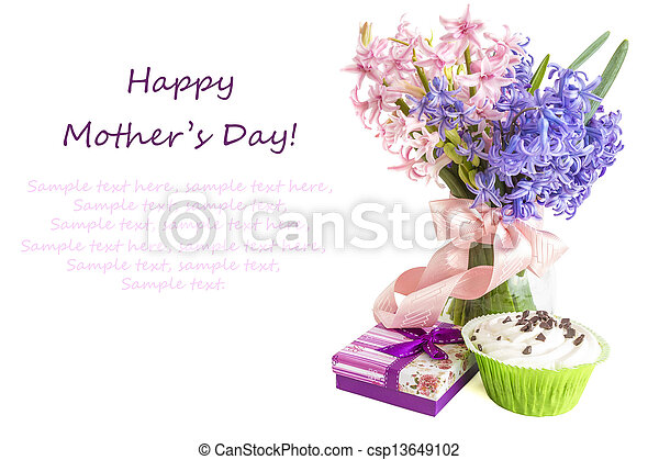 Mother's Day Concept flowers - csp13649102
