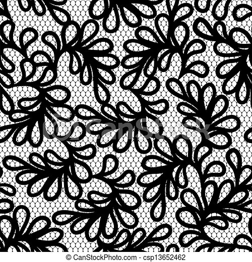 Simple lace patterns clipart - photo#26