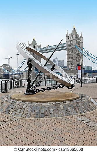 Landmark London - csp13665868