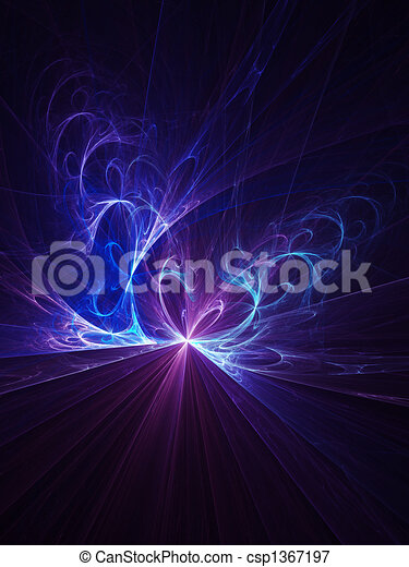 twirl flame - csp1367197