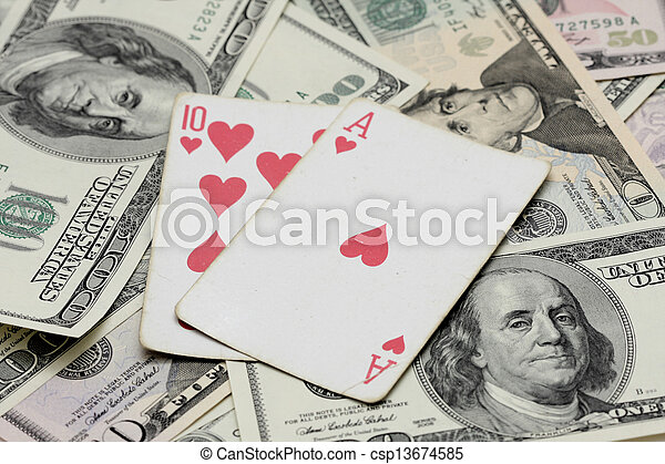 Gambling - csp13674585