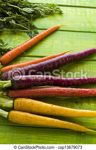 Organic Vegetables - csp13679073
