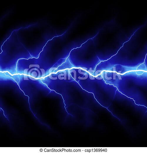 Lightning Bolt - csp1369940