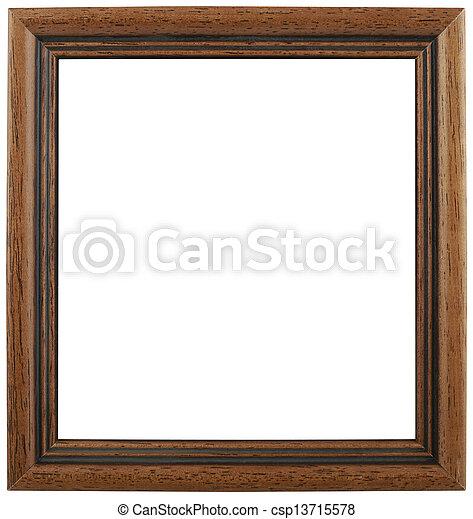 image de bois image cadre coupure simple bois image cadre csp13715578 recherchez. Black Bedroom Furniture Sets. Home Design Ideas