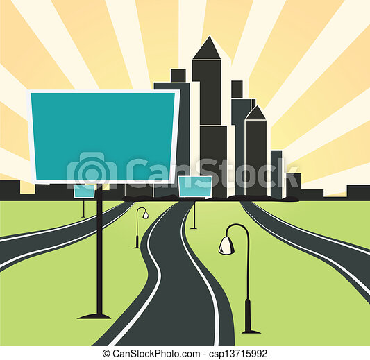 road background clip art - photo #41
