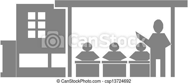 Education, illustration - csp13724692