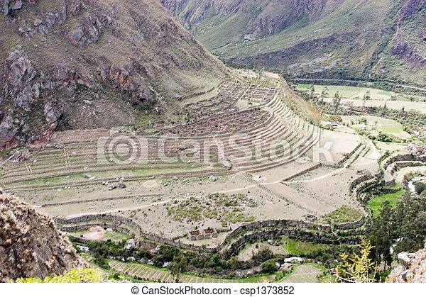 Inca Trail - csp1373852