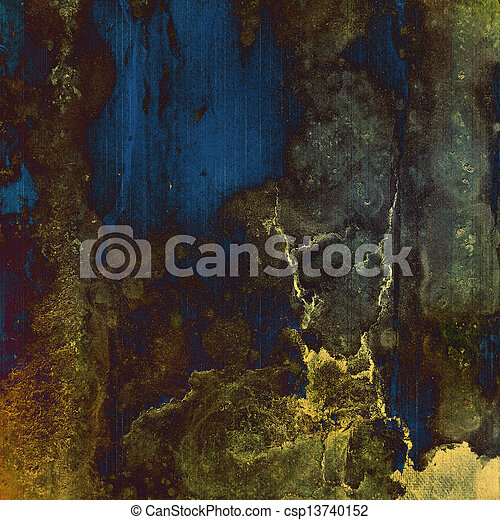Highly detailed abstract texture or grunge background - csp13740152