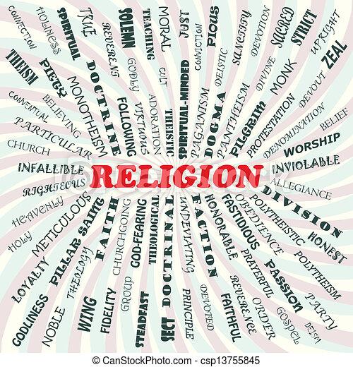 religion - csp13755845