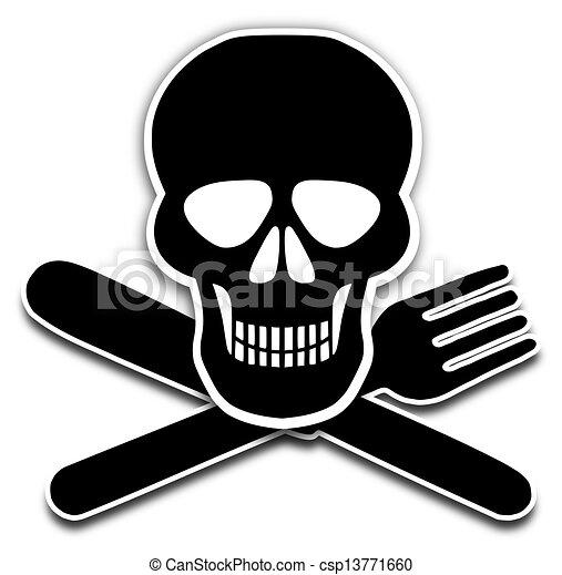 Bad Food - csp13771660