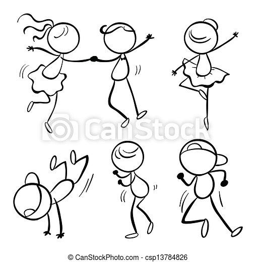 , stock clip art symbool, stock clipart pictogrammen, logo, line art ...