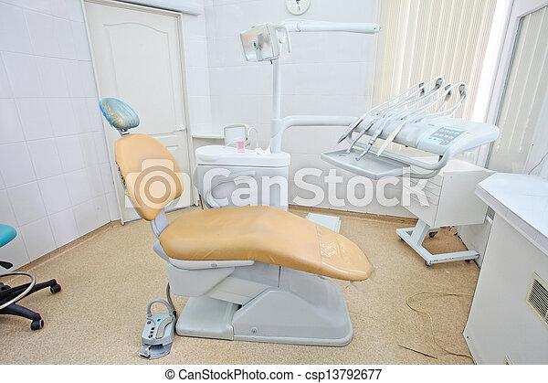 dental room - csp13792677