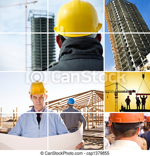 under construction - csp1379855
