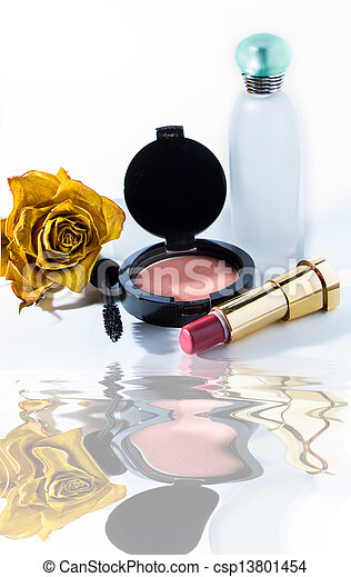 make-up products - csp13801454