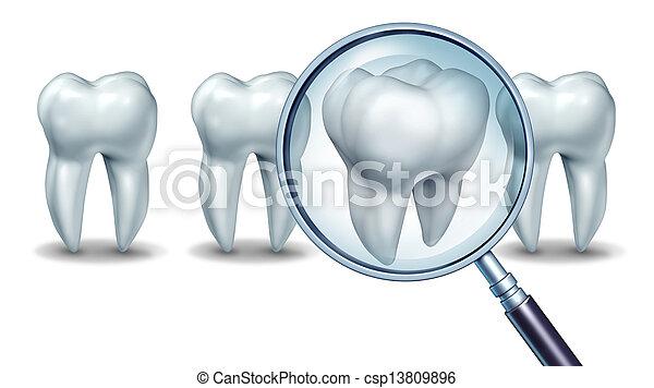 dentale, meglio, cura - csp13809896