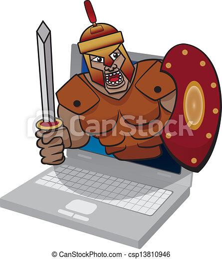 скачать вирус троян бесплатно на компьютер - фото 9