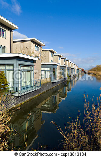 residential houses - csp13813184