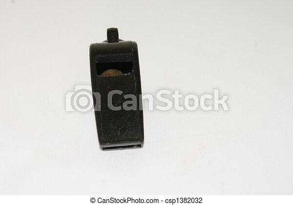 Whistle - csp1382032