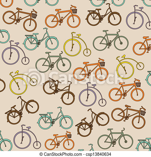Bicycle  Illustration  - csp13840634