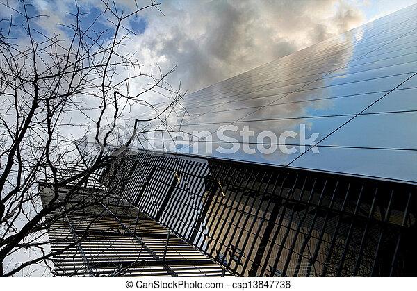 London Architecture - csp13847736