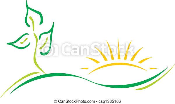 Ecology logo - csp1385186