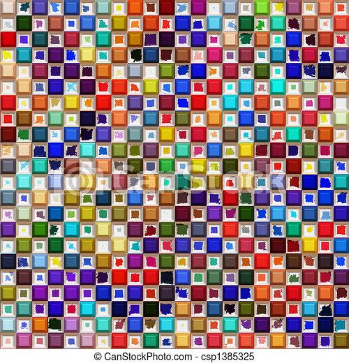 color pattern - csp1385325