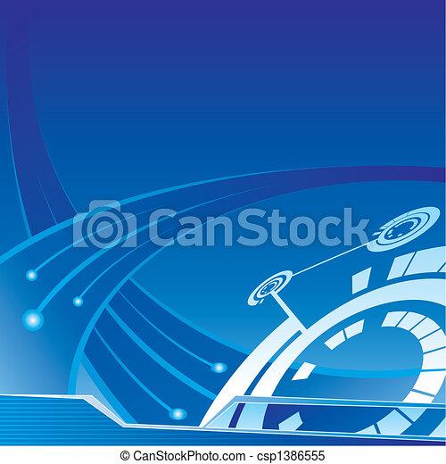 Electric dream - csp1386555