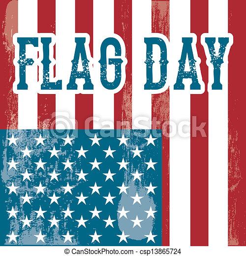 flag day - csp13865724