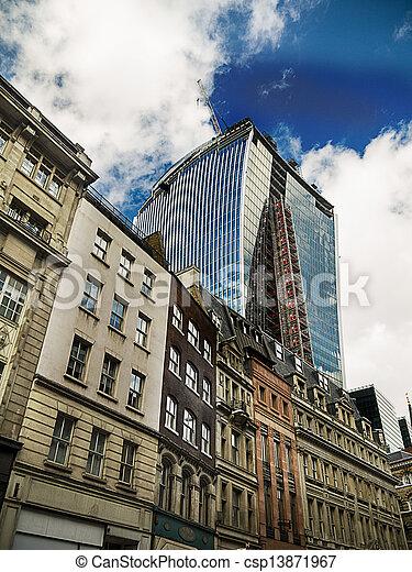 London city development - csp13871967