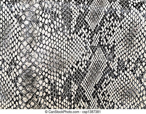snake pattern - csp1387381
