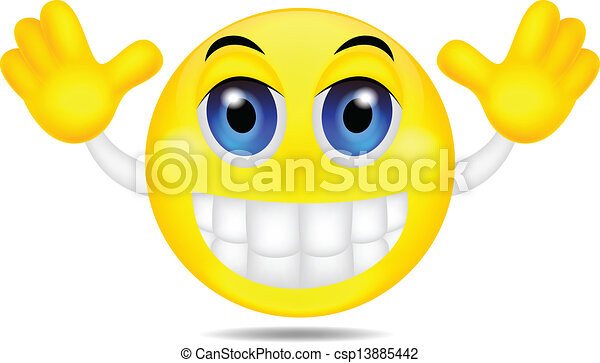 Waving Animated Emoticon Smiley Emoticon Waving Hand