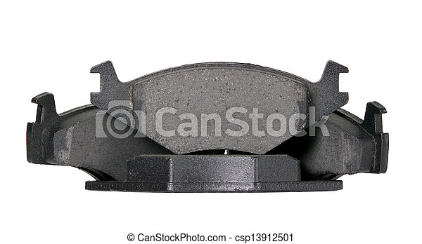 Brake pads for automobile wheels - csp13912501