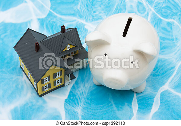 Home Finances - csp1392110