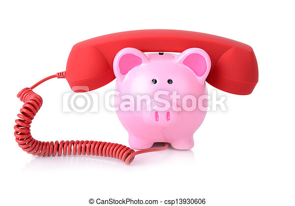telephone banking - csp13930606