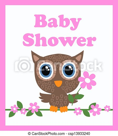 drawing of baby shower girl baby shower girl csp13933240 search