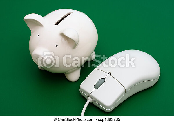 Online Banking - csp1393785
