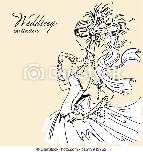As prints beautiful bride beauty