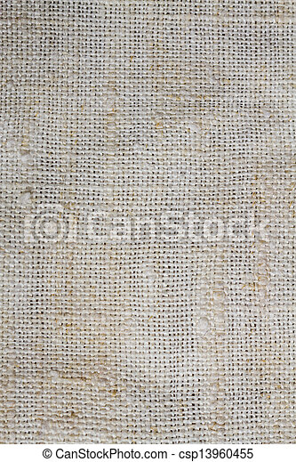 stock images of light and smooth texture of burlap in high