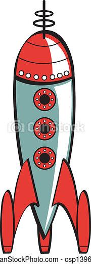 Rocket Clip Art - csp1396814