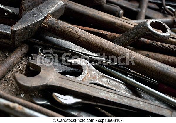 tools - csp13968467