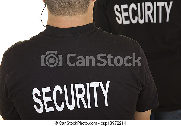 security guard - csp13972214