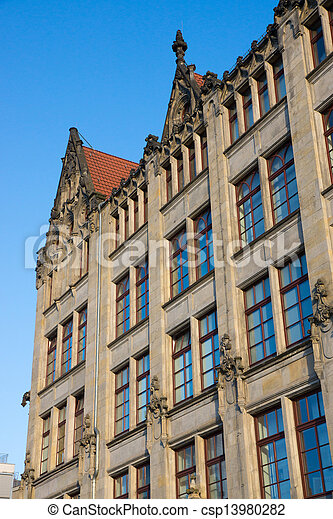 Historic building in Berlin - csp13980282