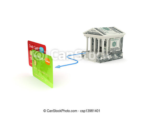 Banking concept. - csp13981401