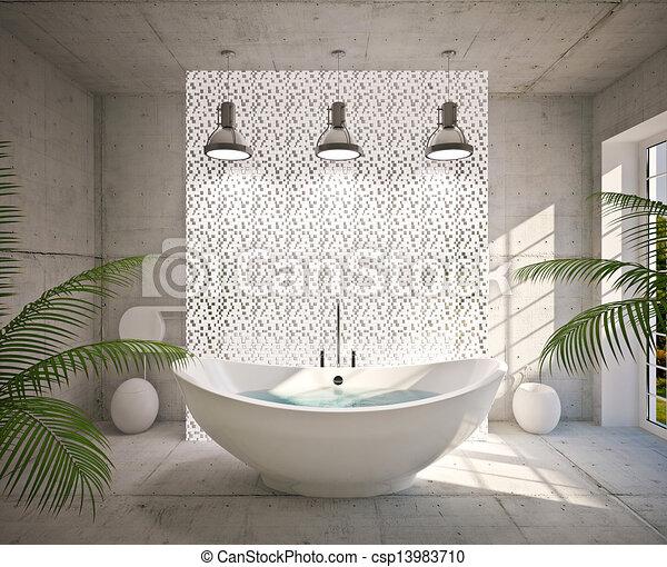 Clipart von inneneinrichtung badezimmer modern modern for Inneneinrichtung badezimmer