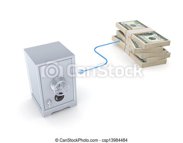 Banking concept. - csp13984484