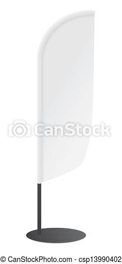 Banner flag - csp13990402