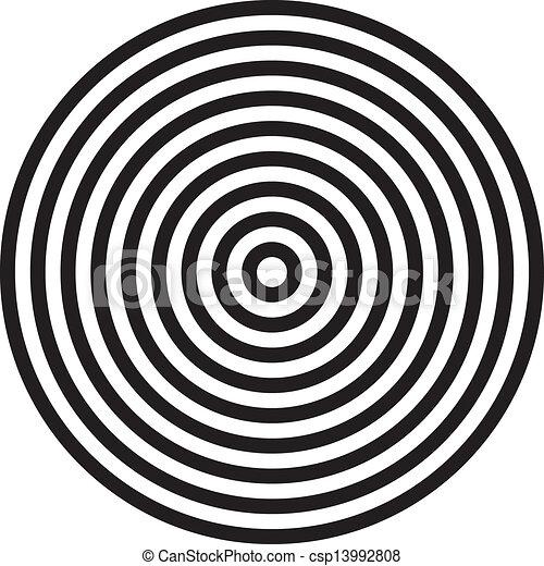 円 背景 13992808 on Concentric Circles